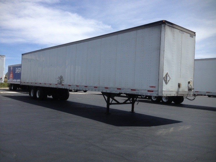 Dry Van Trailer-Semi Trailers-Trailmobile-2008-Trailer-FORT WORTH-TX-251,400 miles-$15,500