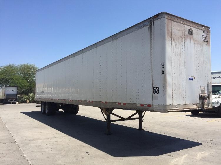 Dry Van Trailer-Semi Trailers-Great Dane-2008-Trailer-ALBUQUERQUE-NM-394,323 miles-$14,000