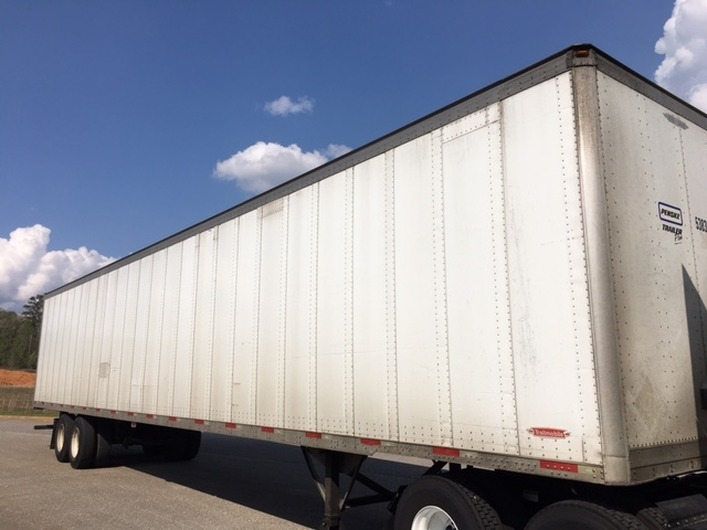 Dry Van Trailer-Semi Trailers-Trailmobile-2008-Trailer-ALABASTER-AL-543,120 miles-$14,750