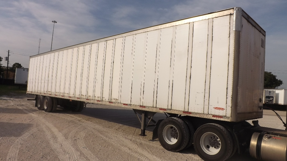 Dry Van Trailer-Semi Trailers-Trailmobile-2008-Trailer-HOUSTON-TX-266,926 miles-$14,750