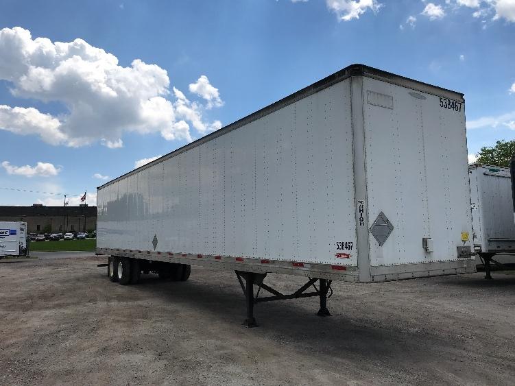 Dry Van Trailer-Semi Trailers-Trailmobile-2008-Trailer-HARRISBURG-PA-261,600 miles-$13,000