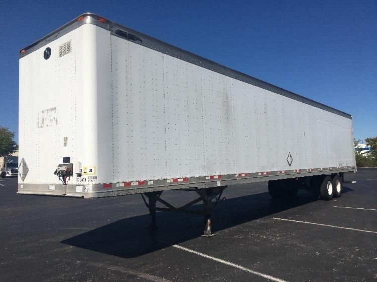 Dry Van Trailer-Semi Trailers-Great Dane-2008-Trailer-SAINT PETERSBURG-FL-206,826 miles-$14,250