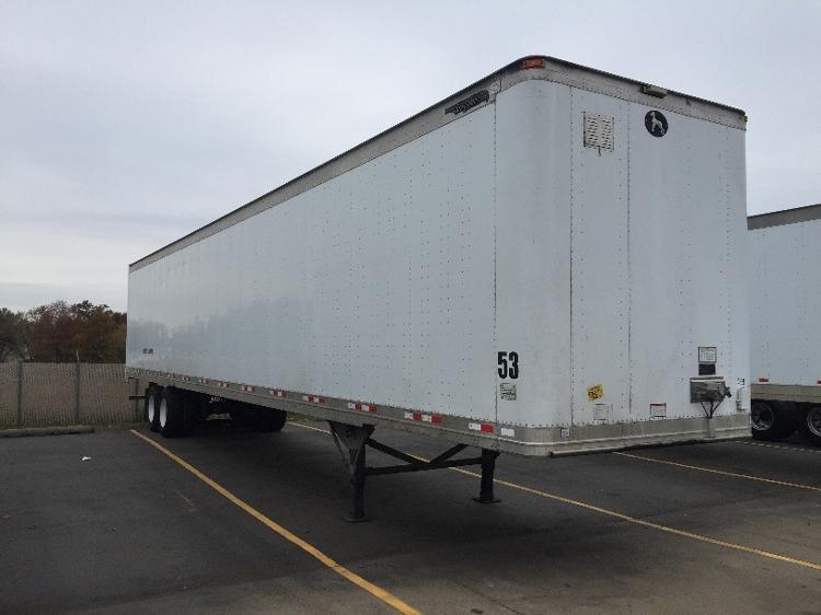 Dry Van Trailer-Semi Trailers-Trailmobile-2008-Trailer-TULSA-OK-247,300 miles-$12,750