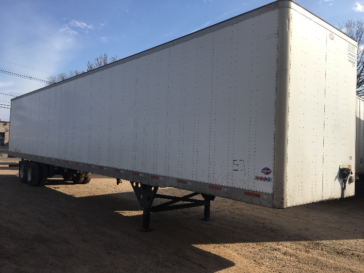 Dry Van Trailer-Semi Trailers-Utility-2008-Trailer-SOUTH PLAINFIELD-NJ-207,457 miles-$10,500