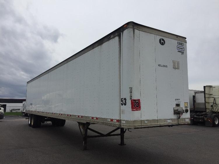 Dry Van Trailer-Semi Trailers-Great Dane-2008-Trailer-CINCINNATI-OH-252,167 miles-$16,500