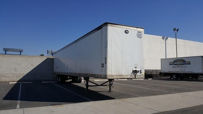 Dry Van Trailer-Semi Trailers-Great Dane-2008-Trailer-ELK GROVE VILLAGE-IL-299,357 miles-$15,000