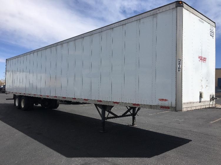 Dry Van Trailer-Semi Trailers-Trailmobile-2008-Trailer-ALBUQUERQUE-NM-233,900 miles-$12,250