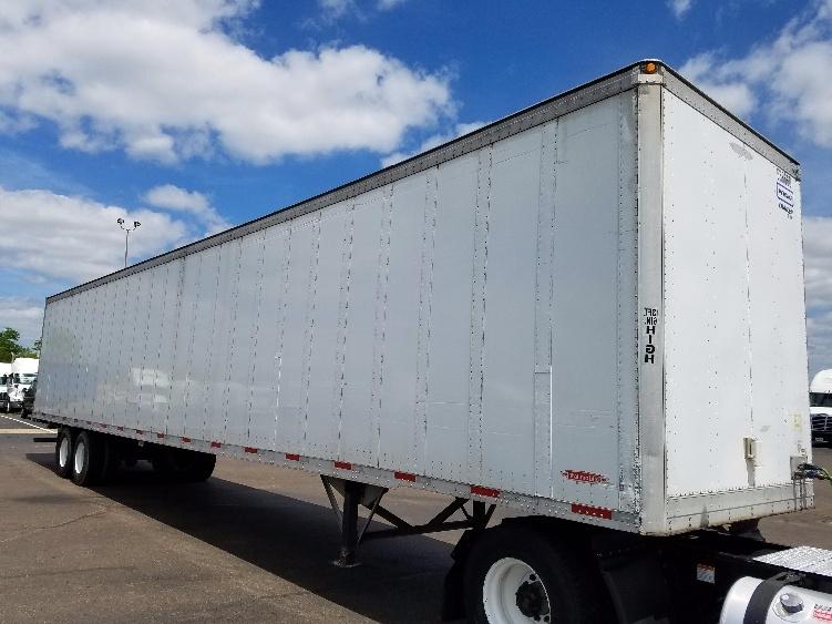 Dry Van Trailer-Semi Trailers-Trailmobile-2008-Trailer-PELAHATCHIE-MS-113,603 miles-$16,750