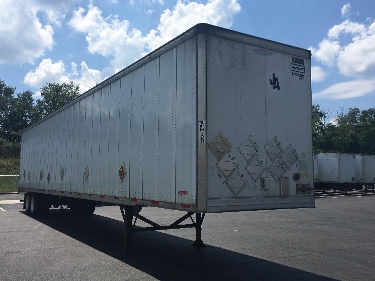 Dry Van Trailer-Semi Trailers-Trailmobile-2008-Trailer-ELMIRA-NY-280,583 miles-$14,000