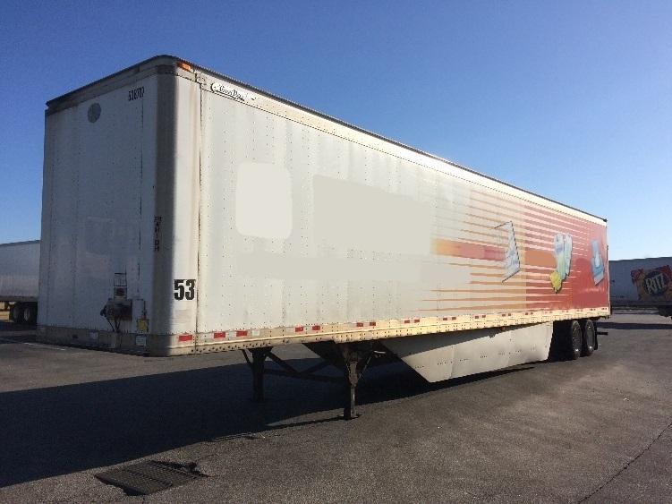 Dry Van Trailer-Semi Trailers-Great Dane-2008-Trailer-GREENVILLE-SC-650,758 miles-$15,750