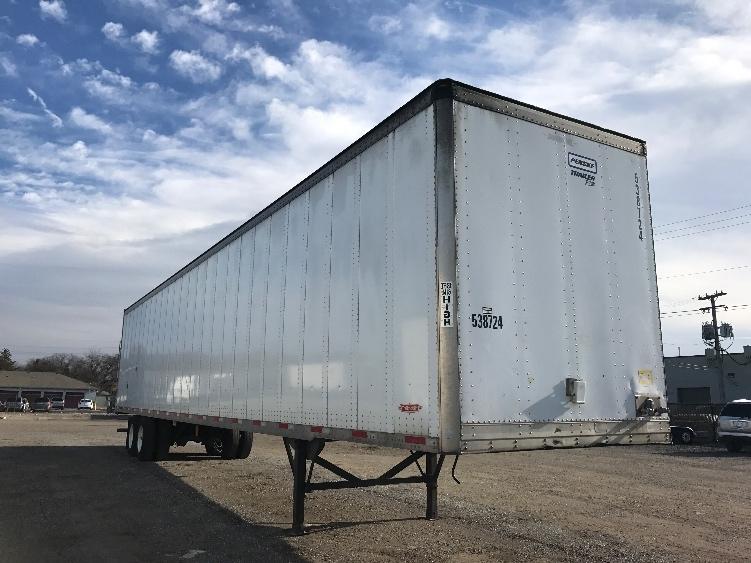 Dry Van Trailer-Semi Trailers-Trailmobile-2008-Trailer-WARREN-MI-231,616 miles-$9,750
