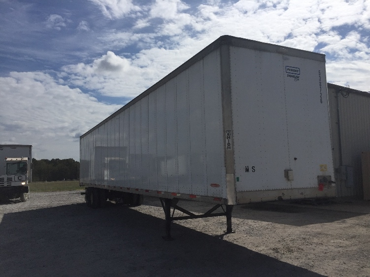 Dry Van Trailer-Semi Trailers-Trailmobile-2008-Trailer-PELAHATCHIE-MS-177,754 miles-$15,250