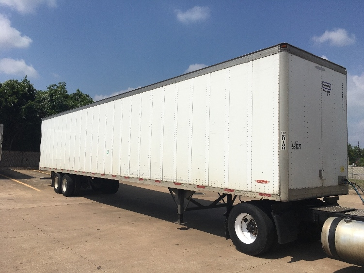 Dry Van Trailer-Semi Trailers-Trailmobile-2008-Trailer-HOUSTON-TX-300,000 miles-$14,750
