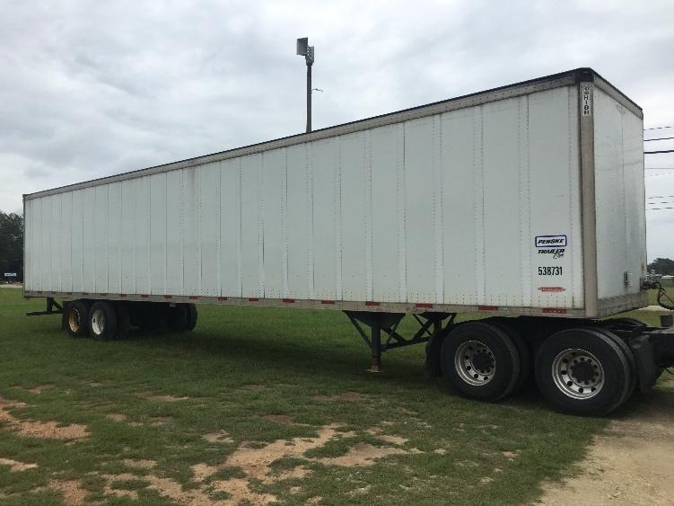 Dry Van Trailer-Semi Trailers-Trailmobile-2008-Trailer-DOTHAN-AL-470,480 miles-$16,750