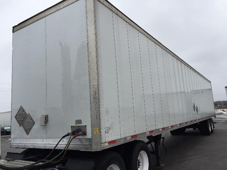 Dry Van Trailer-Semi Trailers-Trailmobile-2008-Trailer-DAVENPORT-IA-411,524 miles-$14,750