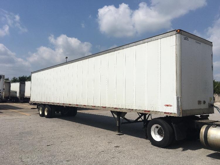 Dry Van Trailer-Semi Trailers-Trailmobile-2008-Trailer-BRYAN-TX-293,463 miles-$16,750