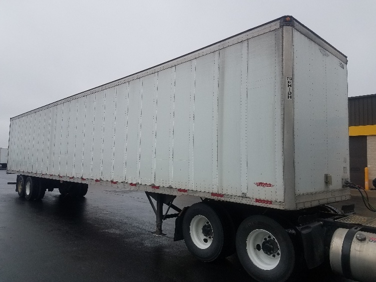 Dry Van Trailer-Semi Trailers-Trailmobile-2008-Trailer-SPRINGFIELD-MO-313,648 miles-$14,750