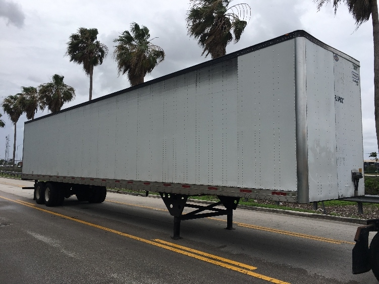 Dry Van Trailer-Semi Trailers-Utility-2008-Trailer-MEDLEY-FL-438,814 miles-$15,250