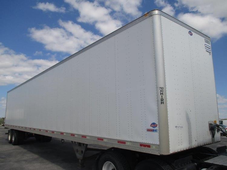 Dry Van Trailer-Semi Trailers-Utility-2008-Trailer-OMAHA-NE-47,636 miles-$14,250