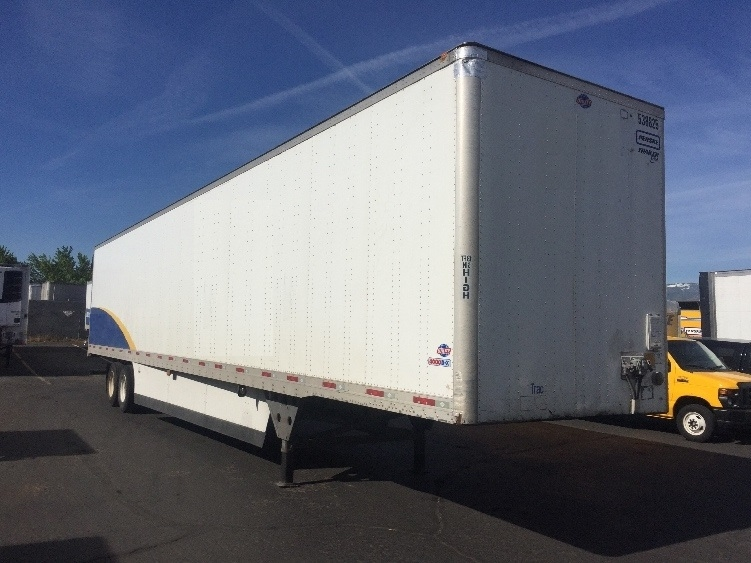 Dry Van Trailer-Semi Trailers-Utility-2008-Trailer-SPARKS-NV-431,829 miles-$17,250