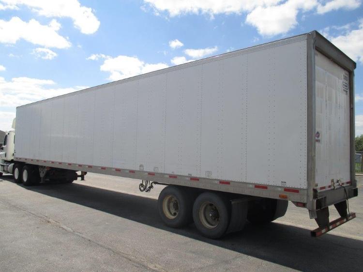 Dry Van Trailer-Semi Trailers-Utility-2008-Trailer-LINCOLN-NE-55,335 miles-$14,250