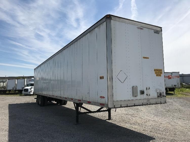 Dry Van Trailer-Semi Trailers-Trailmobile-2009-Trailer-YORK-PA-175,857 miles-$16,750