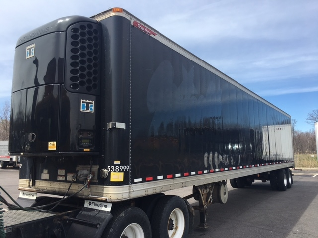 Reefer Trailer-Semi Trailers-Great Dane-2011-Trailer-AKRON-OH-347,180 miles-$24,750