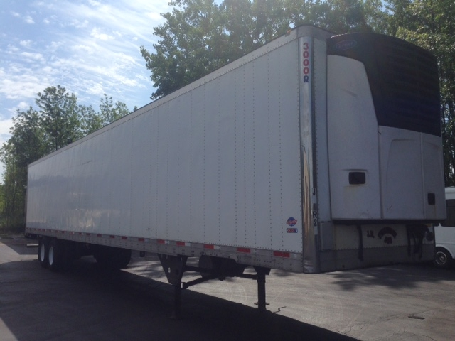 Reefer Trailer-Semi Trailers-Utility-2011-Trailer-WEBSTER-NY-622,430 miles-$37,750