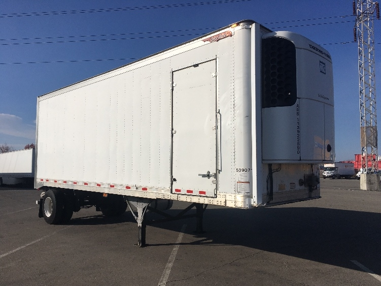 Used Semi Trailers Trucks In Ca For Sale Penske Used Trucks