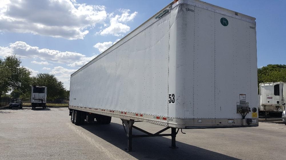 Dry Van Trailer-Semi Trailers-Great Dane-2011-Trailer-LAKELAND-FL-252,289 miles-$21,500