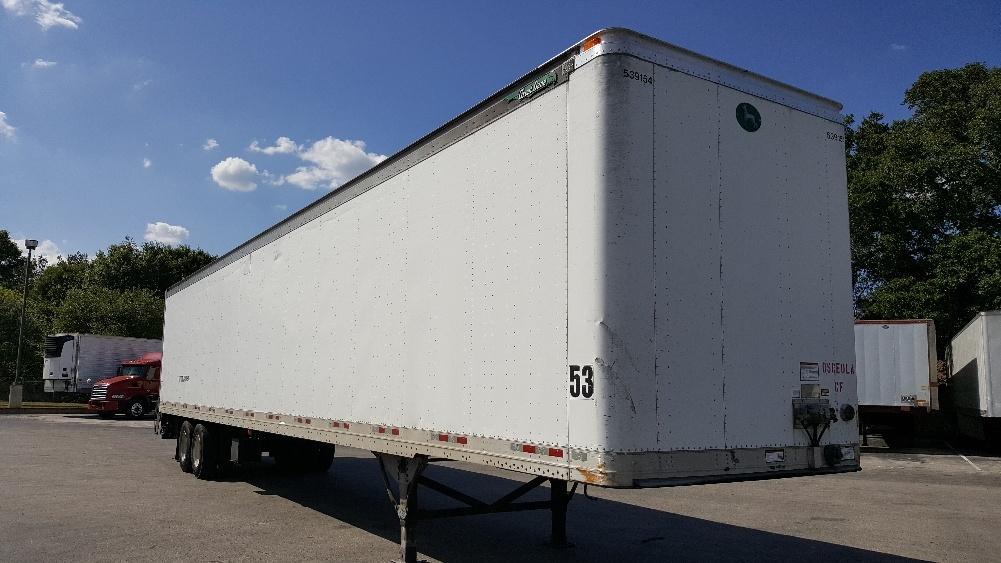 Dry Van Trailer-Semi Trailers-Great Dane-2011-Trailer-LAKELAND-FL-281,253 miles-$21,500