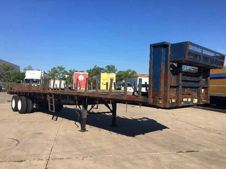 Flatbed Trailer-Semi Trailers-Great Dane-2008-Trailer-ROCKFORD-IL-244,999 miles-$10,000