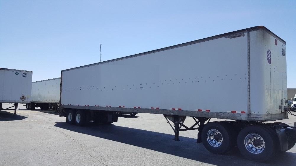 Dry Van Trailer-Semi Trailers-Great Dane-2007-Trailer-INDIANAPOLIS-IN-576,331 miles-$10,250