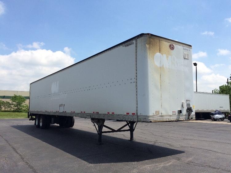Dry Van Trailer-Semi Trailers-Great Dane-2007-Trailer-WILMINGTON-OH-939,149 miles-$11,750