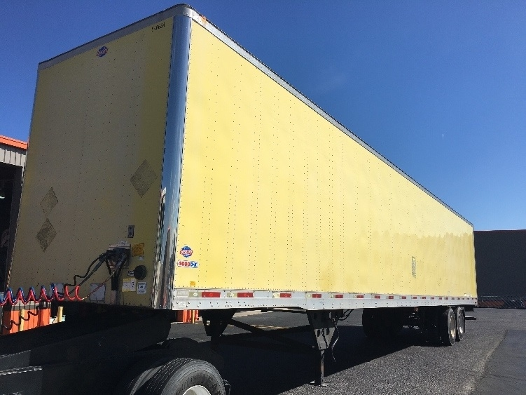 Dry Van Trailer-Semi Trailers-Utility-2007-Trailer-LAKELAND-FL-120,449 miles-$11,250