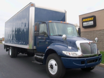 Medium Duty Box Truck-Light and Medium Duty Trucks-International-2008-4300-WEST HAVEN-CT-184,646 miles-$18,000
