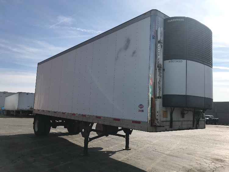 Reefer Trailer-Semi Trailers-Utility-2008-Trailer-EARTH CITY-MO-211,849 miles-$15,250
