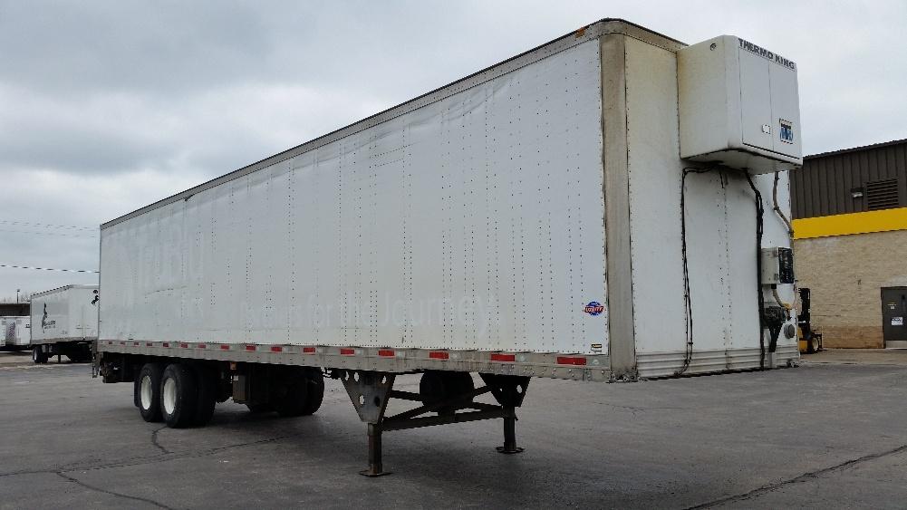 Dry Van Trailer-Semi Trailers-Utility-2008-Trailer-MILWAUKEE-WI-436,768 miles-$13,500