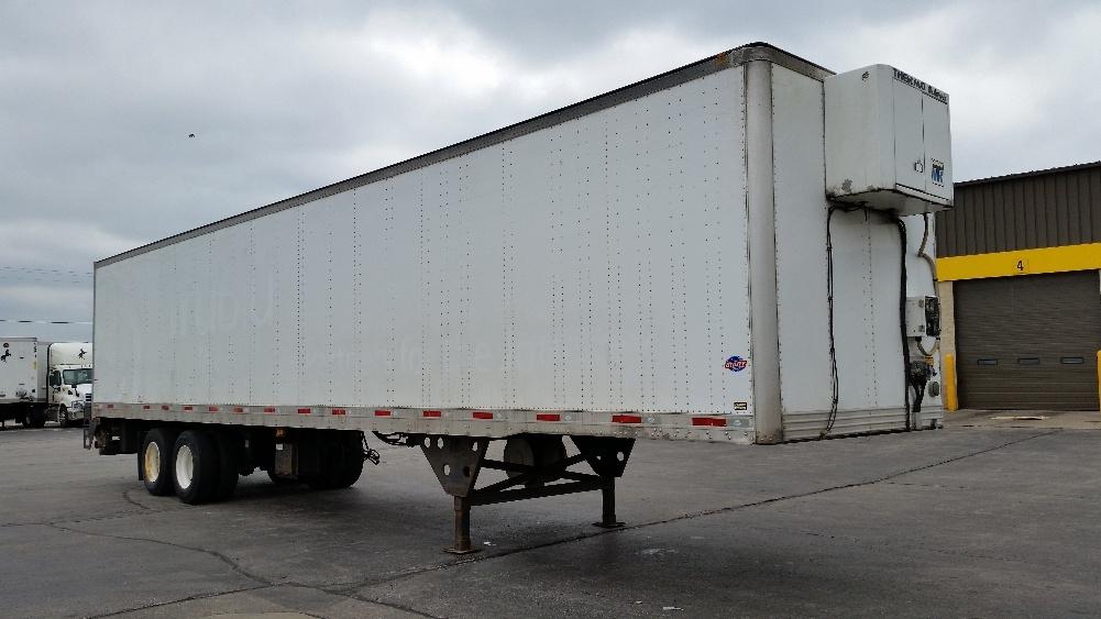 Dry Van Trailer-Semi Trailers-Utility-2008-Trailer-MILWAUKEE-WI-528,946 miles-$13,500