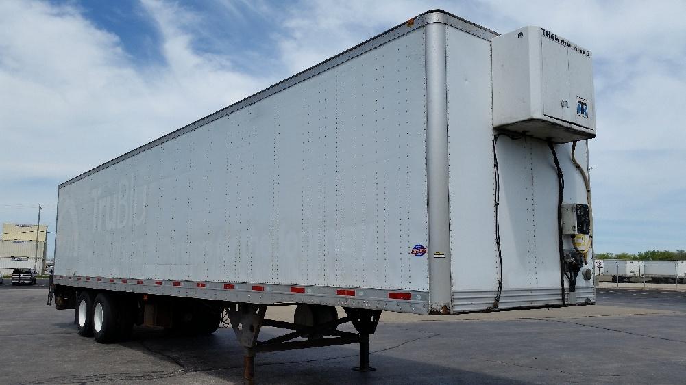 Dry Van Trailer-Semi Trailers-Utility-2008-Trailer-MILWAUKEE-WI-577,896 miles-$13,500