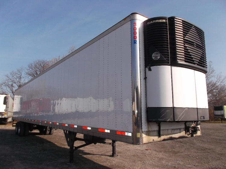 Reefer Trailer-Semi Trailers-Utility-2008-Trailer-LANCASTER-PA-534,120 miles-$14,500