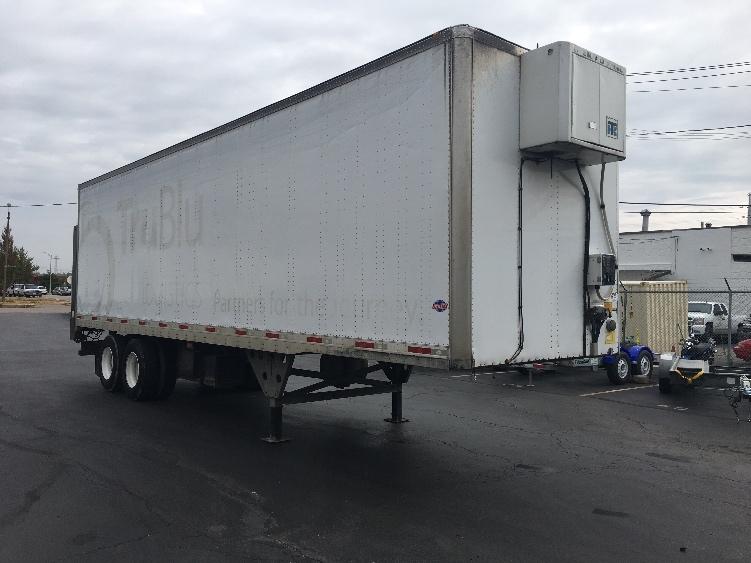 Dry Van Trailer-Semi Trailers-Utility-2008-Trailer-SAINT LOUIS-MO-598,368 miles-$10,250