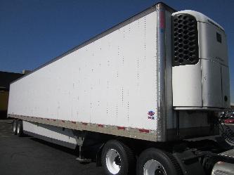 Reefer Trailer-Semi Trailers-Utility-2008-Trailer-TUKWILA-WA-392,138 miles-$22,000