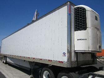 Reefer Trailer-Semi Trailers-Utility-2008-Trailer-TACOMA-WA-181,620 miles-$25,000