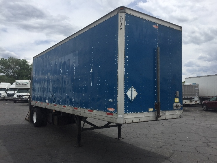Dry Van Trailer-Semi Trailers-Trailmobile-2007-Trailer-WEST VALLEY CITY-UT-455,140 miles-$12,000