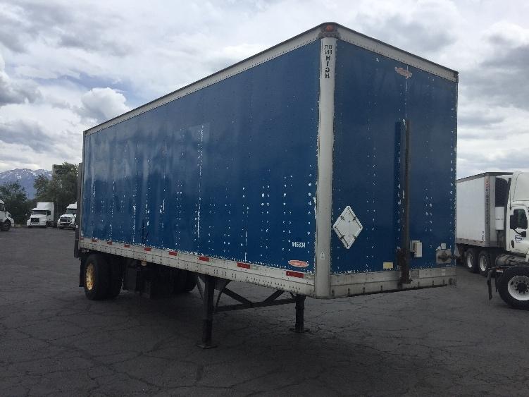 Dry Van Trailer-Semi Trailers-Trailmobile-2007-Trailer-WEST VALLEY CITY-UT-414,504 miles-$12,000
