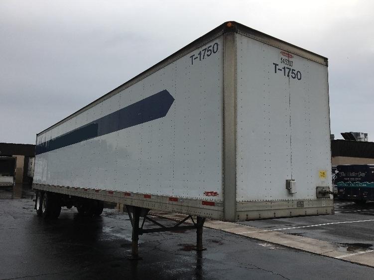 Dry Van Trailer-Semi Trailers-Trailmobile-2007-Trailer-READING-PA-177,817 miles-$9,750