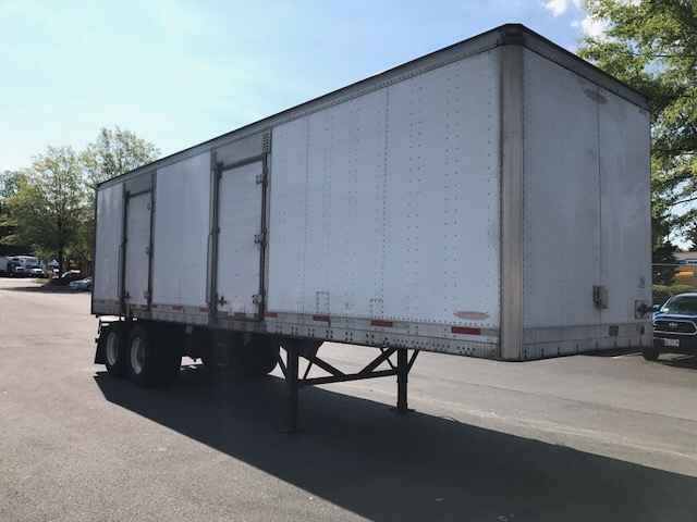 Dry Van Trailer-Semi Trailers-Trailmobile-2007-Trailer-CAPITOL HEIGHTS-MD-166,403 miles-$10,500