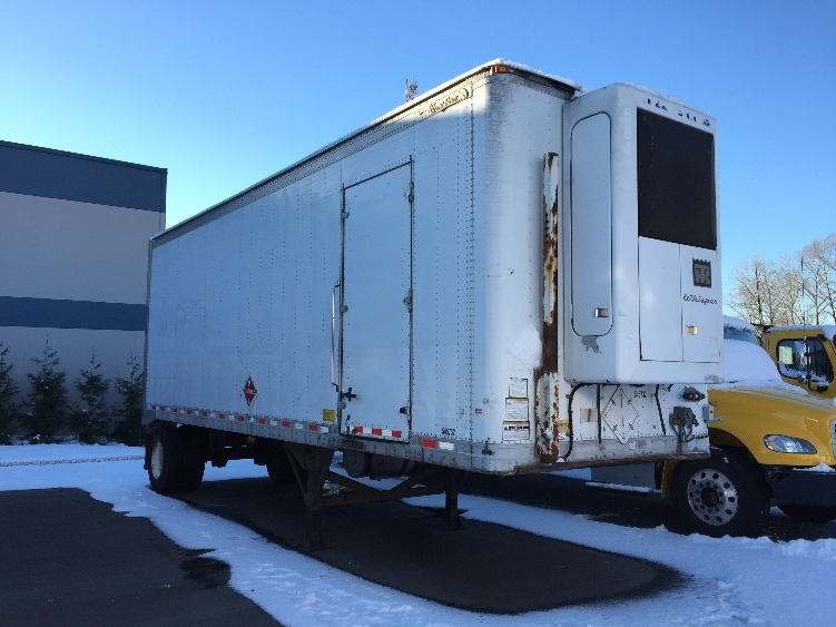 Reefer Trailer-Semi Trailers-Great Dane-2007-Trailer-DELTA-BC-312,794 km-$11,250