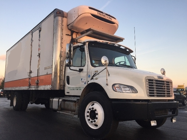 Reefer Truck-Light and Medium Duty Trucks-Freightliner-2011-M2-SWEDESBORO-NJ-246,148 miles-$35,500
